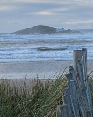 A stormy weekend at Bantham but the view never gets old, we hope everyone is staying safe!
