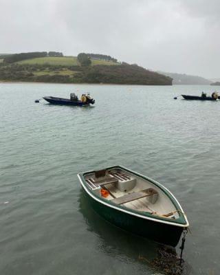 A serene afternoon on the River Avon today !  #Bantham #Love #Stormy #Devon #DevonBeach
